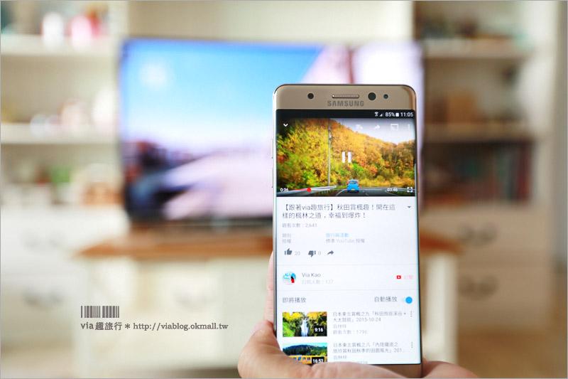 4K電視推薦》Samsung 4K UHD 黃金曲面 Smart TV KU6300~好美!全新曲面智慧電視登場!