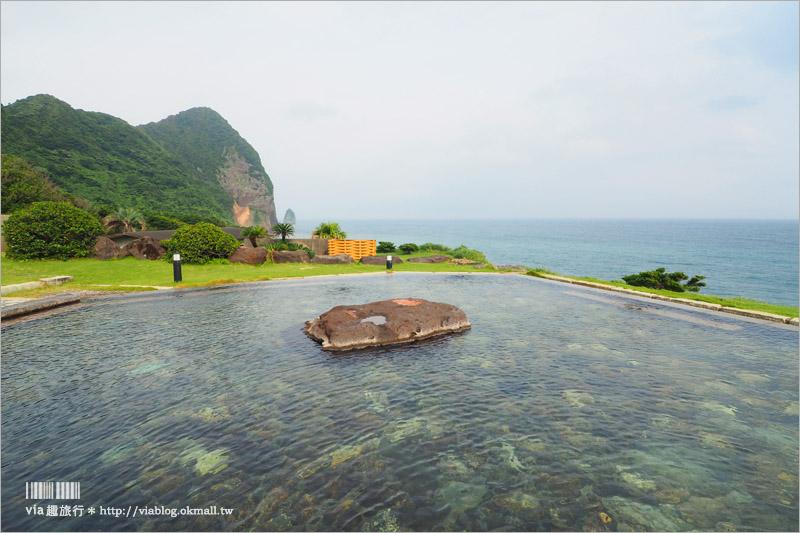 【九州溫泉】鹿兒島「指宿溫泉」:たまて箱温泉(Healthy Land露天浴池)~擁有無敵海景的第1名一日溫泉!