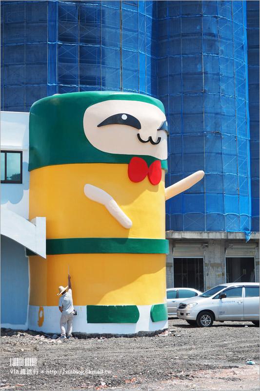 【宜蘭新景點】蘇澳蠟筆觀光工廠~全新籌備!可愛的蠟筆超人外觀好吸睛~親子旅遊好去處!