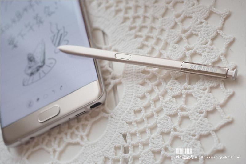 【智慧型手機推薦】新機上市!Samsung Galaxy Note7~新功能全記錄!旅行的好夥伴就是它!