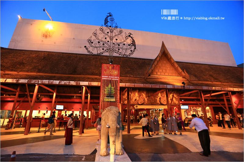 【曼谷景點】曼谷看秀去~暹邏天使劇場Siam Niramit‧推薦!精彩絕倫的傳統劇場演出!