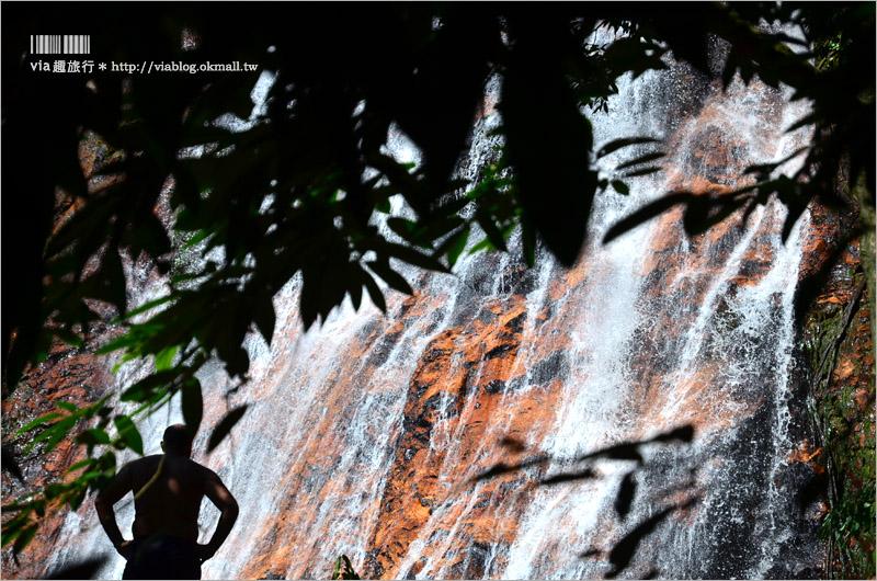 【蘇美島自由行】經典景點推薦~富貴大佛/阿公阿媽石/納蒙瀑布‧三大旅點玩透透!