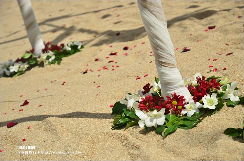 【蘇美島飯店】蜜月推薦!酒店專屬的夢幻海灘婚禮體驗~New Star Beach Resort