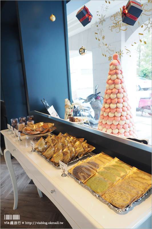 【彰化甜點推薦】Fale Souffle法蕾‧熊 手工經典舒芙蕾~大人氣!歐式華麗風格蛋糕甜點店
