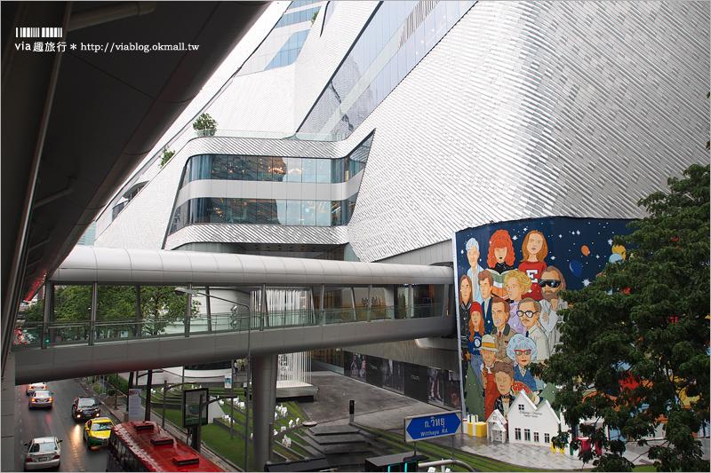 【曼谷百貨公司推薦】逛街首選!Central Embassy六星級貴婦百貨~地下美食街超美!值得一逛!