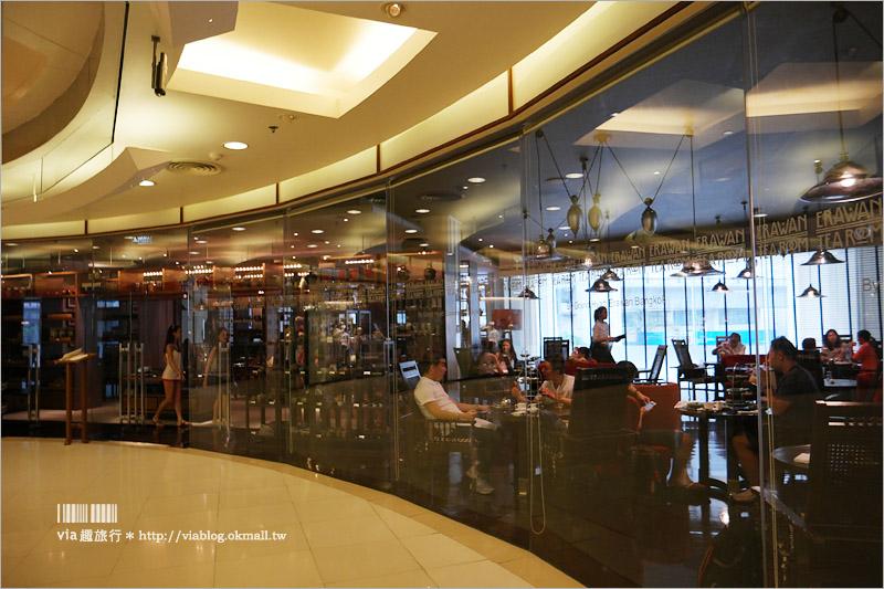 【曼谷下午茶推薦】Erawan Tea Room~朝聖去!經典的泰式下午茶‧傳統鹹甜點皆有
