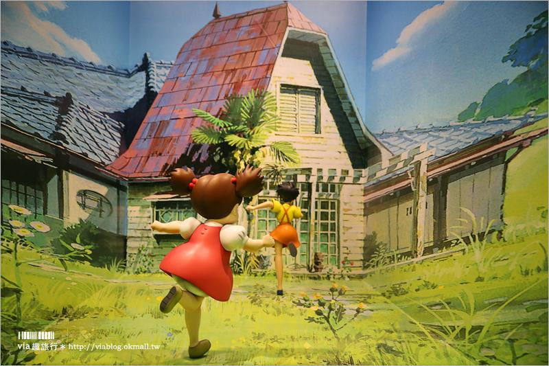 【台中吉卜力】吉卜力的動畫世界~龍貓來台中過寒假!還有神隱少女、紅豬、魔法宅急便…等燴炙人口動畫作品!
