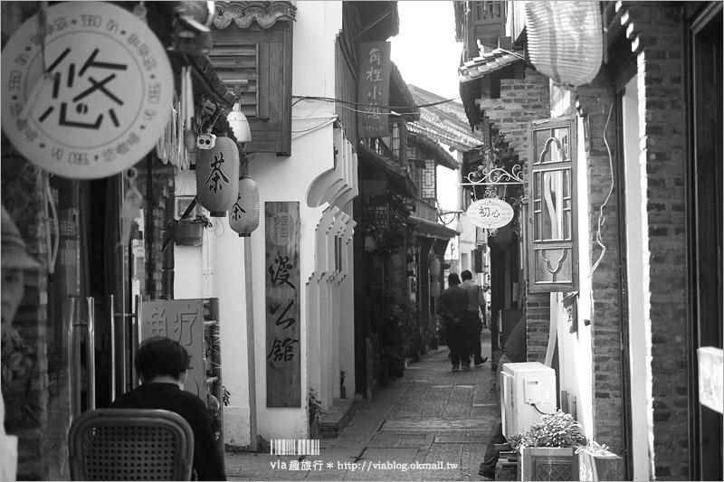 【中國上海景點】朱家角鎮~優美如畫的江南水鄉古鎮,遊走其中彷若穿越時光!
