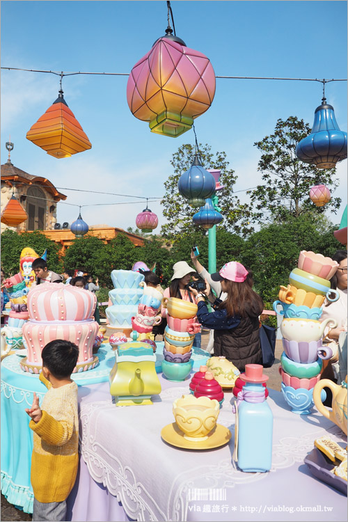【中國上海迪士尼】上海迪士尼樂園一日遊全記錄~全球最大的夢幻城堡、最長的巡遊隊伍及城堡煙火秀都在這!
