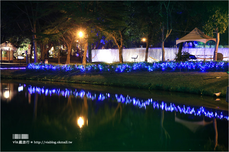 【月津港燈節】年節去哪玩~全台最美燈節!燈節作品更甚往年~光之迷宮超迷人!