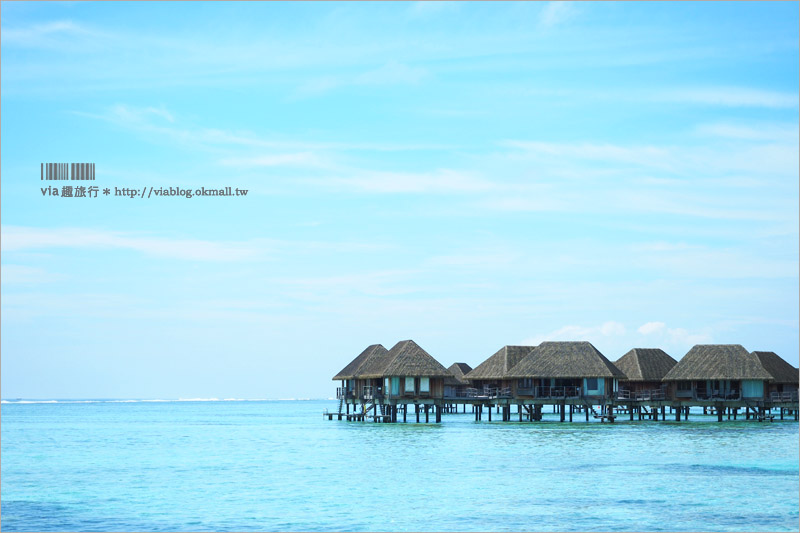 【馬爾地夫自助行】Club Med夢幻水上屋~蜜月旅行首選‧情人的渡假天堂!水上屋房型大公開!