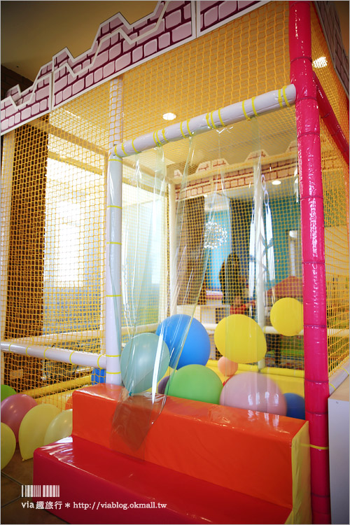 【彰化景觀餐廳】探索迷宮歐式莊園~超大綠色迷宮玩樂趣!歐風莊園造景、還有親子樂園玩翻天!