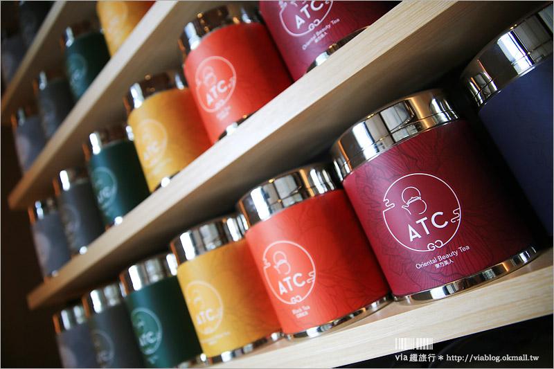 【台中茶店】ATC‧ALCOHOL TEA COFFEE~超大的馬克杯好吸睛!咖啡/珍奶/茶點