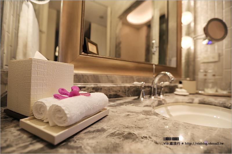 【台北飯店】台北文華東方酒店:揭開全台最頂級酒店面紗~來一場優雅的貴婦小旅行!《房型篇》