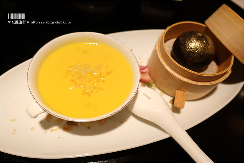 【台北餐廳推薦】台北文華東方酒店餐廳篇~BENCOTTO義式餐廳、雅閣中式餐廳、文華Café一次報你知!