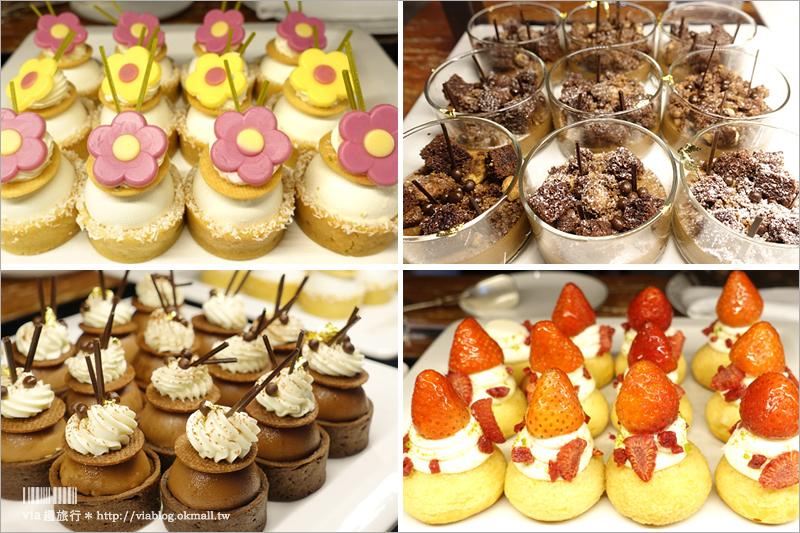 【台北餐廳】文華東方酒店~文華Café午間套餐!精緻新菜色登場‧吃好又吃飽的幸福午餐!