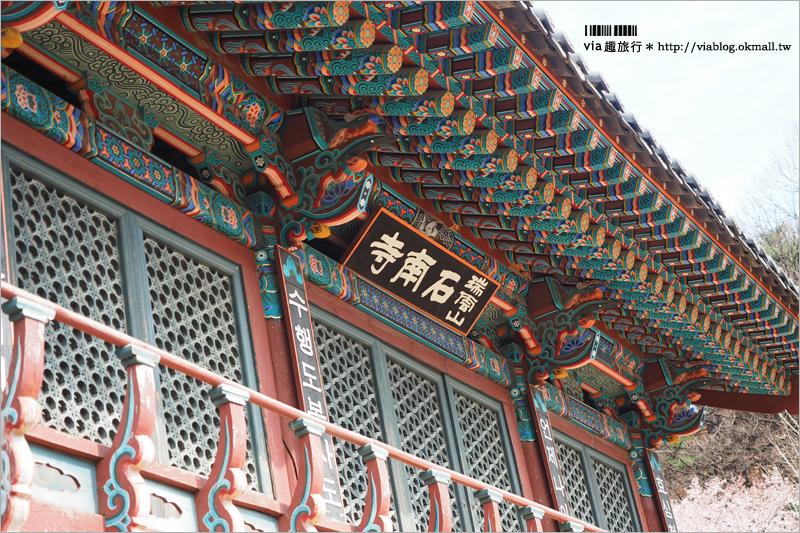 【韓國景點】韓國京畿道景點~鬼怪旅點看這裡:優美古寺「石南寺」+典雅教堂「美里川聖堂」旅行去!
