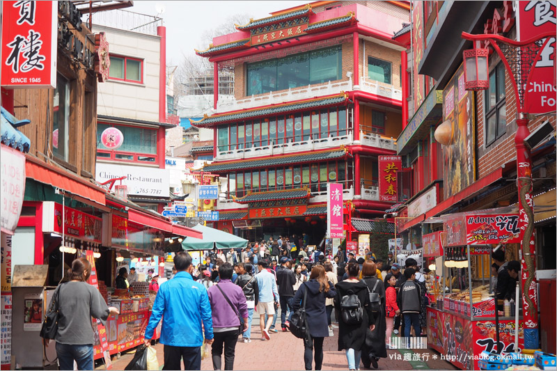 【仁川美食】中國城餐廳推薦:共和春炸醬麵~傳說中的炸醬麵創始店!