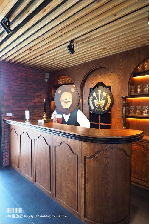 【南投景點】蔡氏釀酒觀光工廠~歐洲小酒館造型好好拍!自釀的特色啤酒歡迎來品嚐!