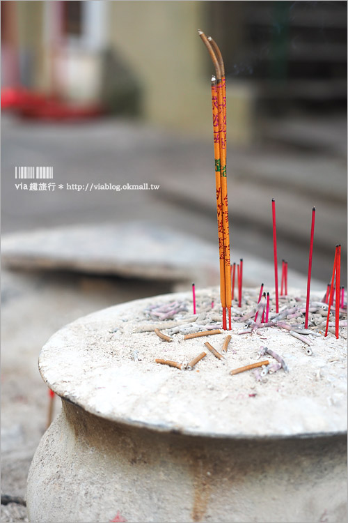 【澳門景點】文青散步之旅~沙梨頭小旅行:更館、沙梨頭圖書館、楊枝金撈甜點冰店