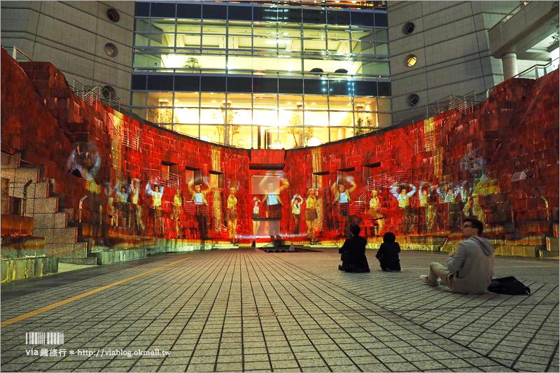 【橫濱夜景】橫濱地標塔(THE LANDMARK TOWER)/逛街吃美食+夢幻橫濱百萬夜景~一次搞定!