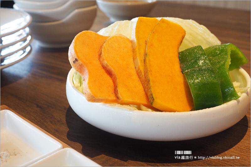 台中燒肉推薦》茶六燒肉堂(朝富店)~輕井澤新作:新人氣燒烤店報到!烤物+火鍋一次大滿足!