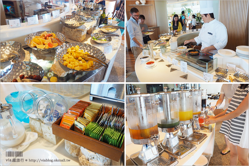 【沖繩飯店推薦】超美海景+教堂+泳池/全日空海濱渡假村ANA InterContinental Manza Beach‎ Resort