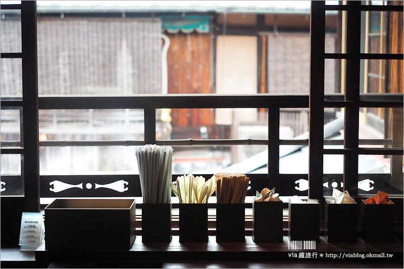 【京都星巴克】星巴克二年坂ヤサカ茶屋~百年老屋裡的咖啡香!全球唯一榻榻米座席星巴克!