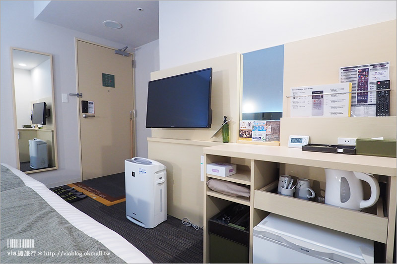 【大阪本町飯店】Lohas本町24號口超級飯店~近地鐵站、樓下便利商店~交通便利的住宿選擇