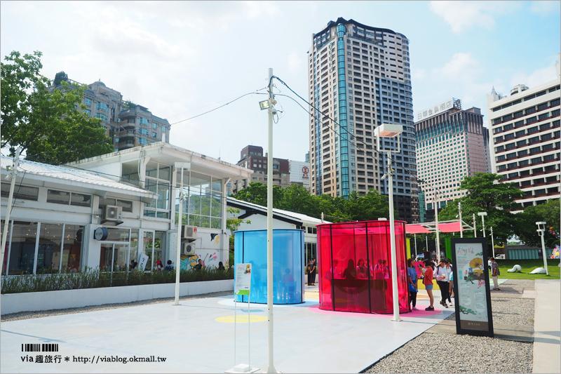 【台中綠圈圈】勤美草悟道~一年一度盛事登場!「自由造音」讓整座城市都變身大型KTV啦!