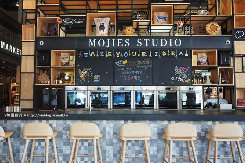 【台中輕食甜點】摩吉斯烘焙樂園(Mojies Baking Land)~是咖啡廳也是烘焙教室!超多可愛烘焙小物挖寶去!