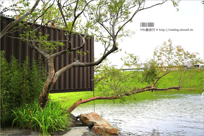 【台中景點】「一森青」惠宇建設新力作!把基地打造成水漾森林般夢幻~最新人氣打卡點!