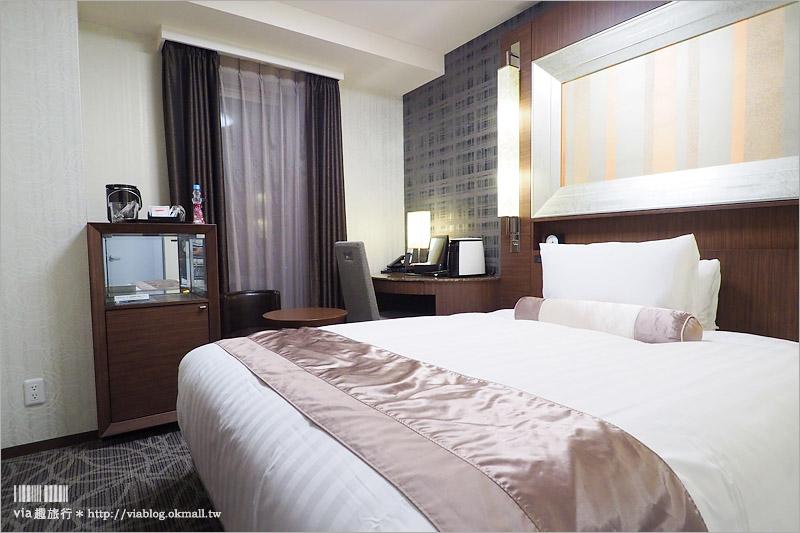 【東京住宿推薦】押上Richmond Hotel Premier Tokyo Oshiage~超愛‧最近晴空塔飯店!押上站一分鐘、樓下超市無敵方便!