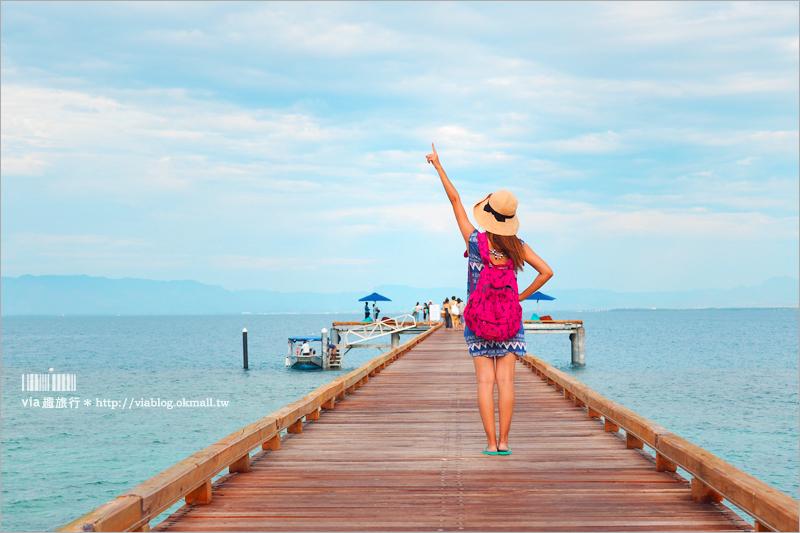 【斐濟景點】MALAMALA BEACH CLUB~夢幻小島旅行趣!浮潛、獨木舟、立槳(SUP)任你玩!