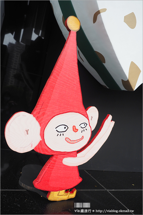 【台中聖誕節】2017勤美誠品+綠園道~台中聖誕村開村!聖誕小精靈俏皮又歡樂來報到!
