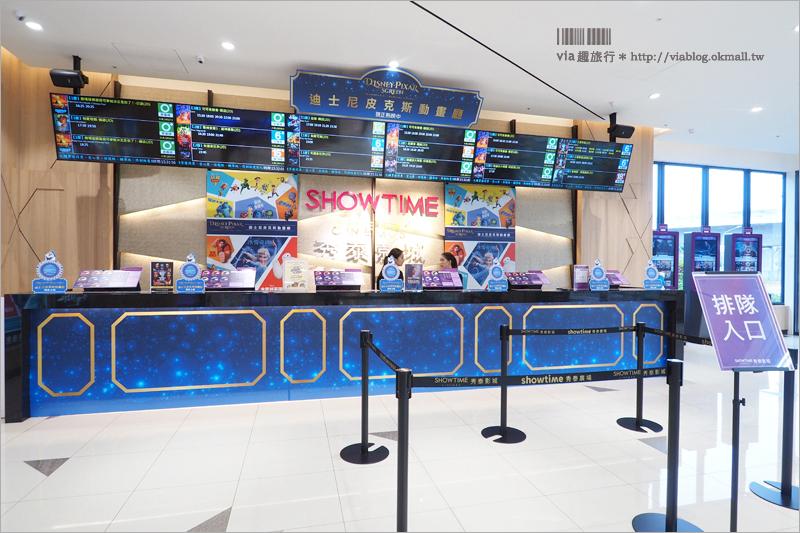 【台中秀泰影城】全台唯一!迪士尼皮克斯動畫廳全新登場~親子出遊新選擇‧冰雪奇緣主題超吸睛!