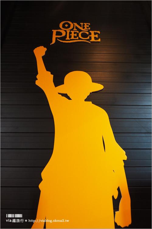 【台中海賊王】台中航海王專賣店+餐廳(一中街I PLAZA商圈)~千陽號登場!特色主題餐點朝聖去!