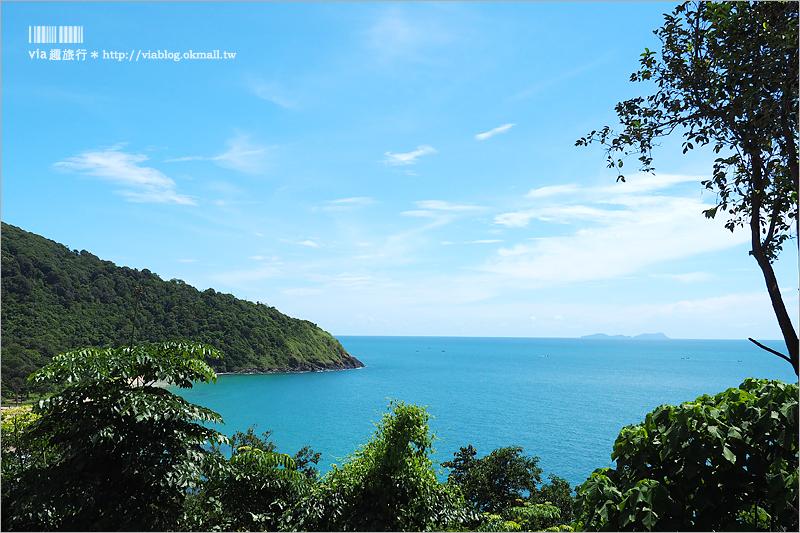 【泰國蘭塔島景點】蘭塔國家公園Mu Ko Lanta National Park~我們流浪在傳說中的天涯海角!