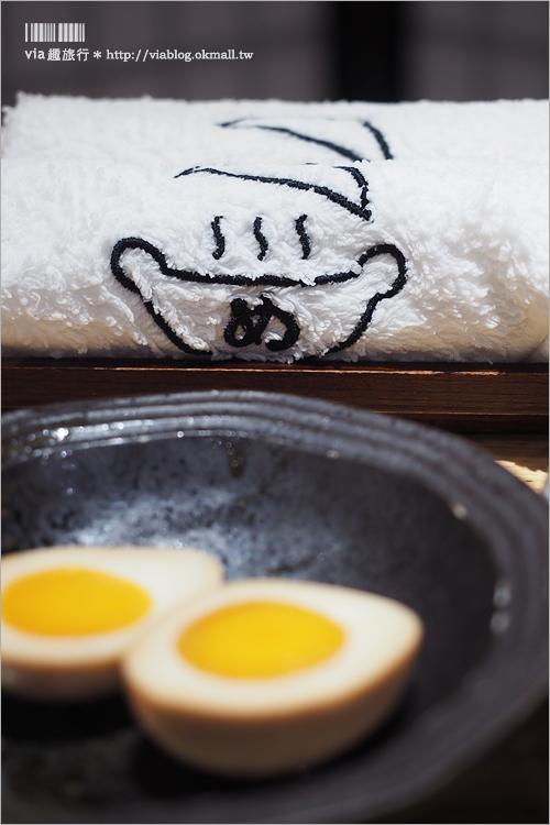 【東京美食推薦】池袋美食:元祖明太煮沾麵~滿滿明太子沾汁好好吃!飯後人氣布丁大推薦!