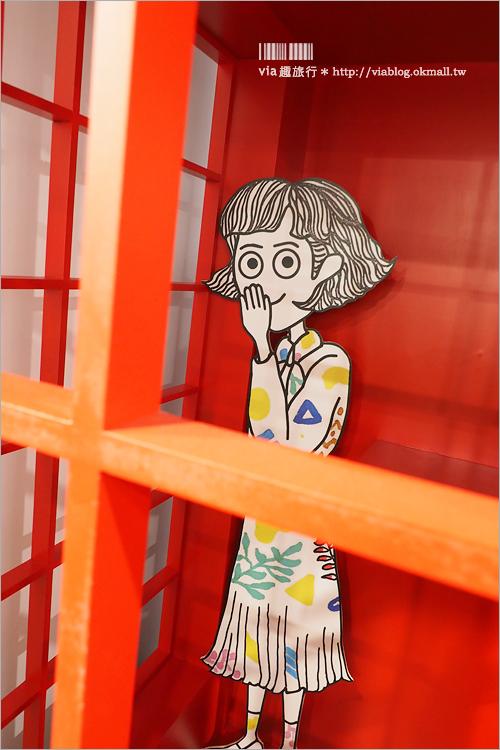 【台北華山特展】做你的白日夢圖文特展~插畫界F4歡樂辦展!我是馬克X大陰盜百貨X鬼門圖文XDorothy精彩登場!