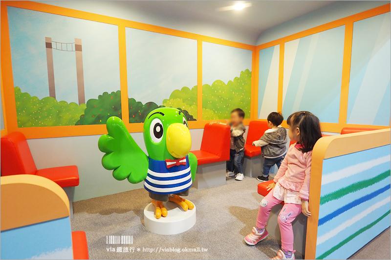 【可愛巧虎島特展】台北華山盛大開展~兒童界的巨星:「巧虎」來囉!親子出遊的好選擇!