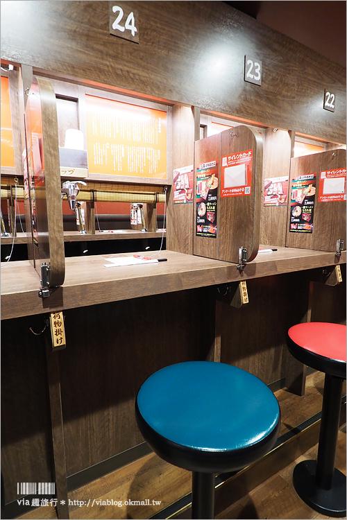 【東京一蘭拉麵】一蘭拉麵(中野店)~新宿下一站!這間不用排隊好方便!順便逛藥妝血拼去!