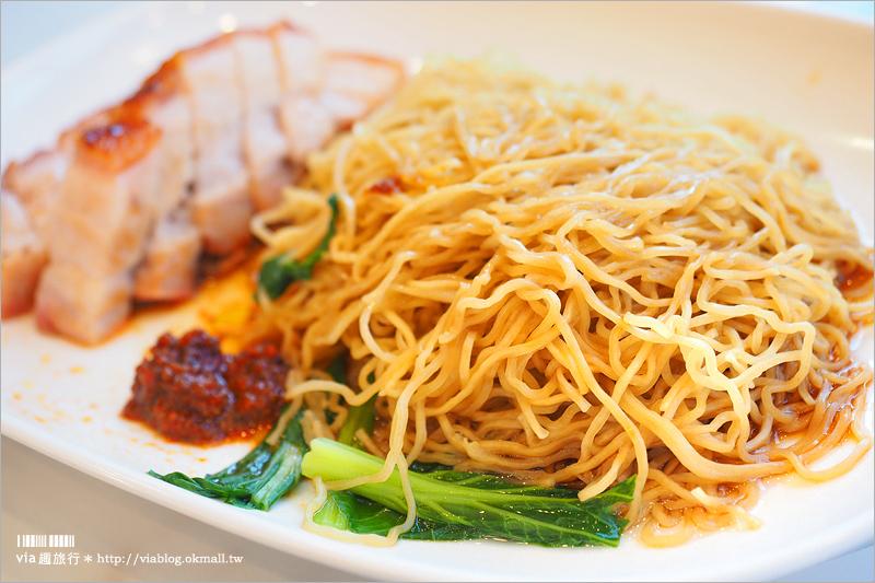 【台中餐廳推薦】J Mall商場~亞洲三間米其林餐廳一次聚集!新加坡了凡油雞飯、香港添好運、東京Tsuta蔦拉麵一次吃透透!