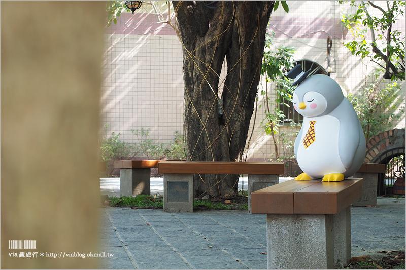 【嘉義沉睡森林】好夢幻!繪本風格的新旅點~北門驛站前小公園拍照新亮點!