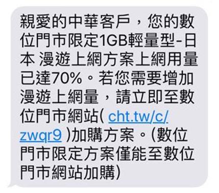 【日本上網】日本手機上網好方便~7天只要168元,限時再優惠!中華電信國際漫遊上網超便宜新方案分享!