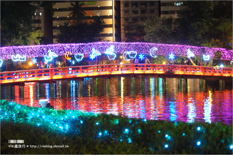 【台中燈會】中台灣燈會~「喜迎來富」狗年主燈秀搶先看!元宵節就來這賞燈趣!