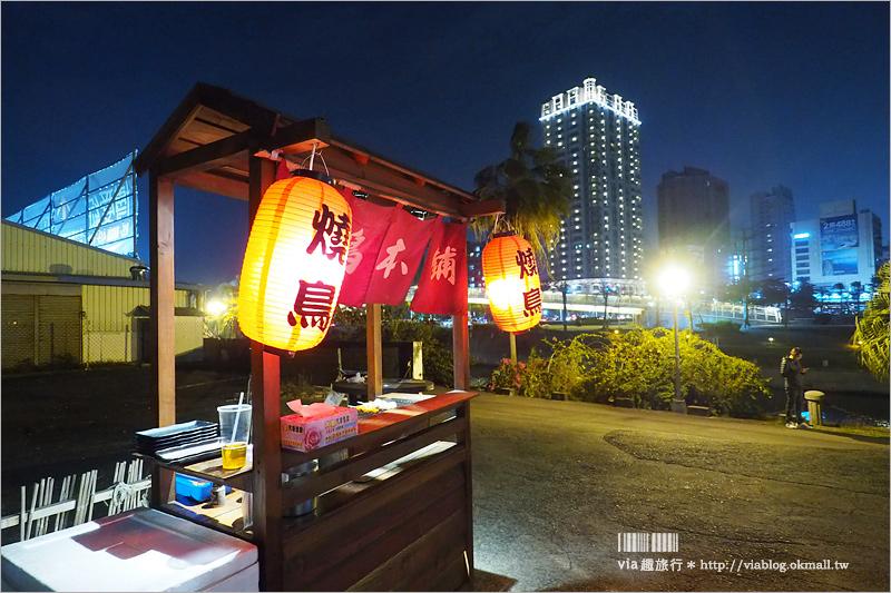 【高雄巴士拉麵】匠拉麵~大紅色的巴士+鳥居!在巴士上大啖美味日式拉麵超酷的!