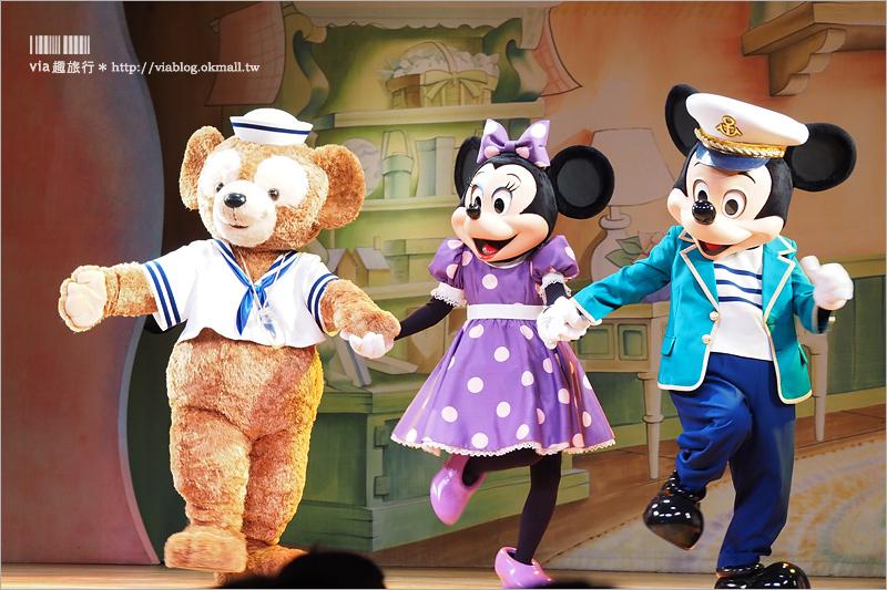 【東京迪士尼海洋】達菲餐廳&達菲秀~東京迪士尼海洋必買!必看必吃的餐廳&秀看這篇!
