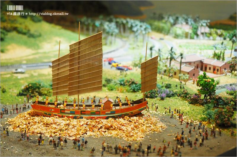 【高雄景點】哈瑪星鐵道文化園區/台灣鐵道館~搭乘迷你小火車旅行趣!精彩鐵路模型帶你全台玩透透!