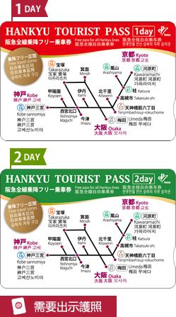 阪急全線乗車券